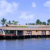 Three bedroom houseboat