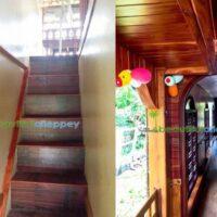 upper deck stair