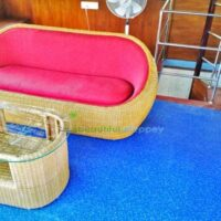 upper deck houseboat